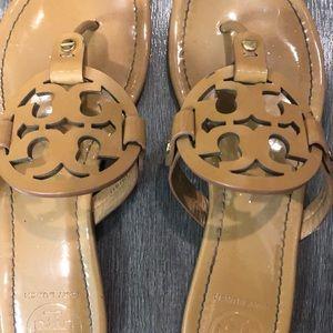 Tan Tory Burch Sandals!